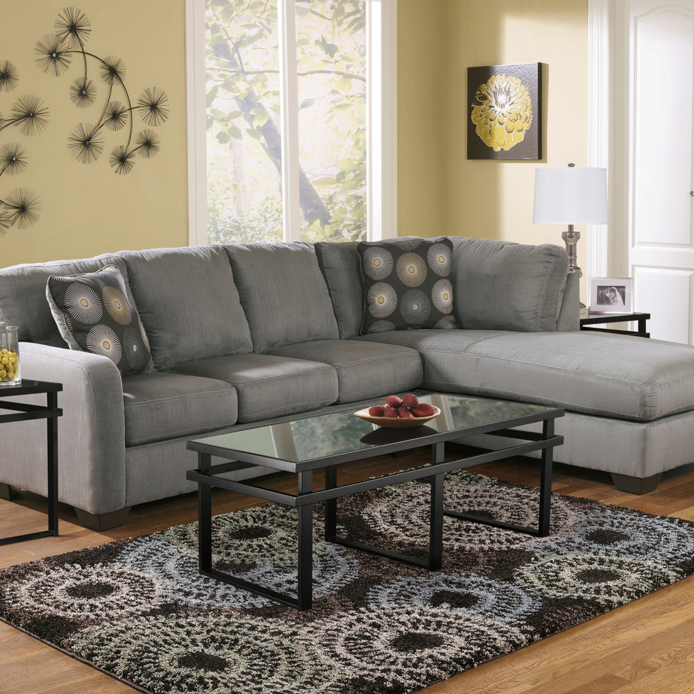 Signature Design by Ashley® Zella 2-Piece Sectional