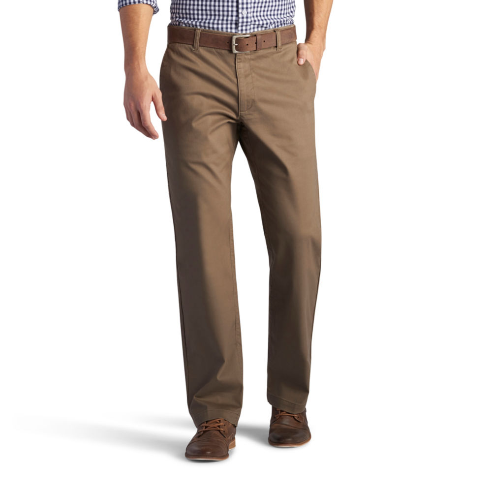 Lee® Extreme Comfort Straight Fit Khakis