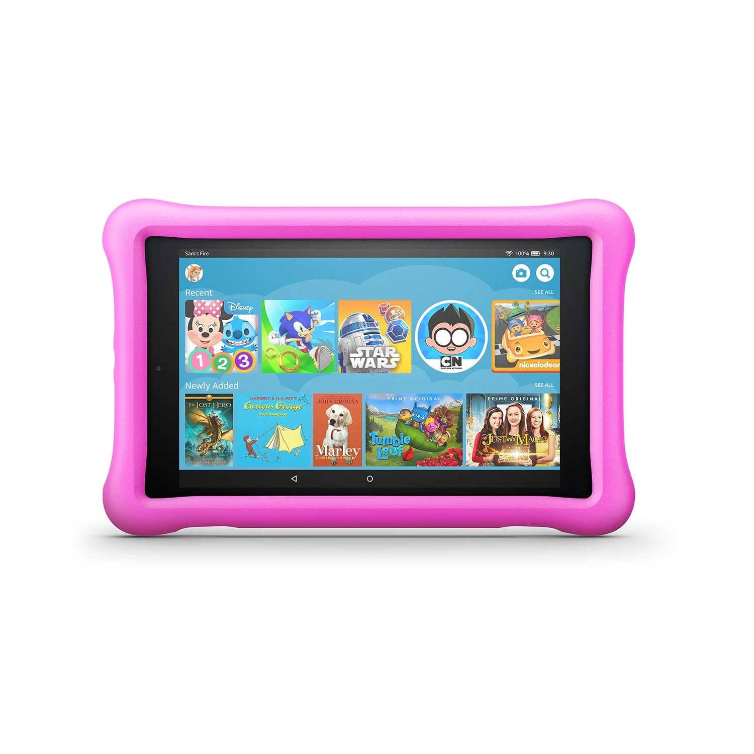 Amazon Fire HD 8 Kids Edition Tablet, 8-inch Display & 32 GB Memory