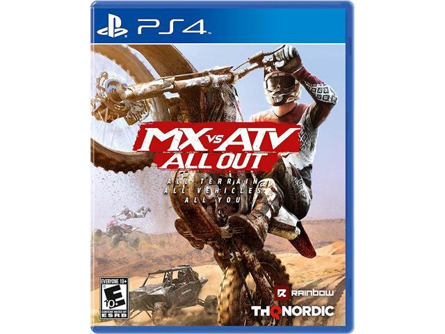 MX Vs ATV: All Out - PlayStation 4