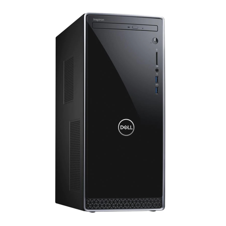 Dell™ Inspiron 3670 Desktop PC, 8th Gen Intel Core™ i5, 12GB Memory, 1TB Hard Drive, Windows 10 Home