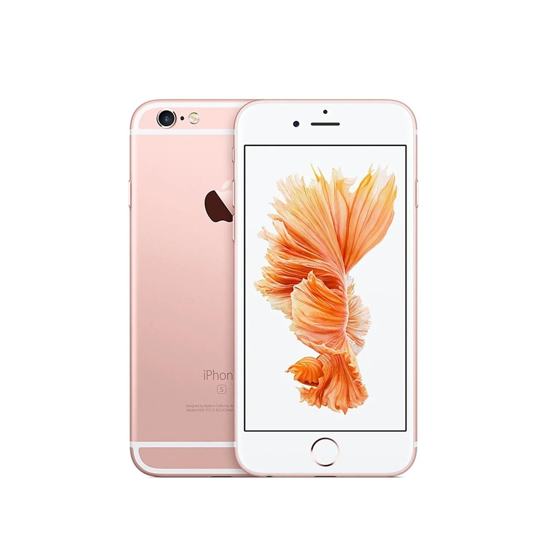 Apple iPhone 6S Unlocked 64GB Rose Gold - Refurbished Item