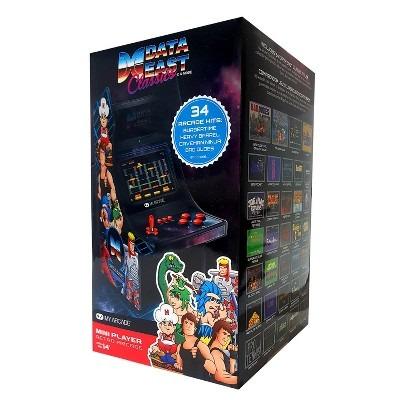 dreamGEAR Micro Player Retro Arcade - Data East Classics