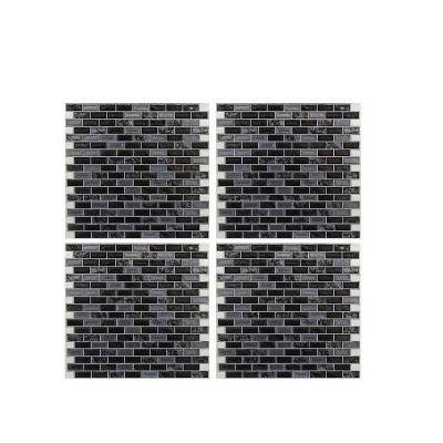 4pk Traditional Marble Sticktiles - RoomMates