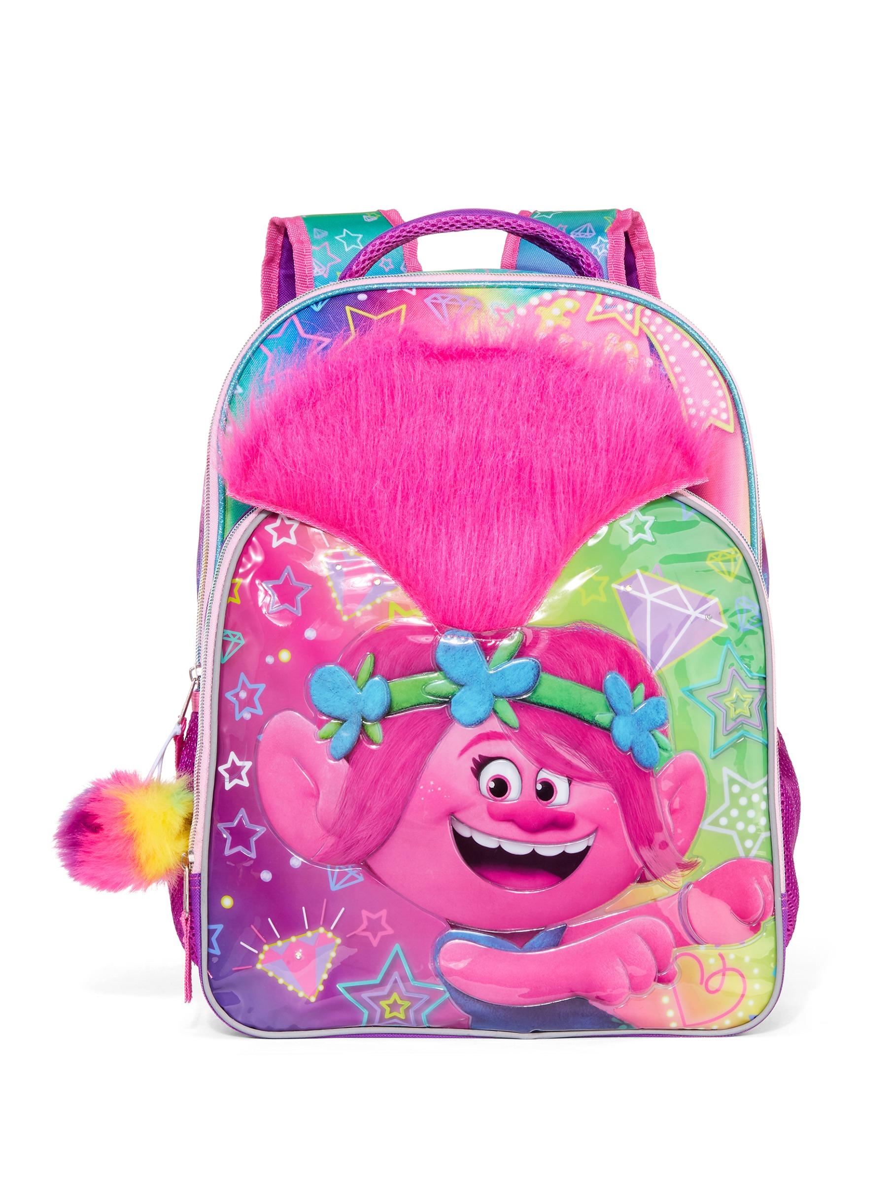 Trolls Large Light-up Backpack