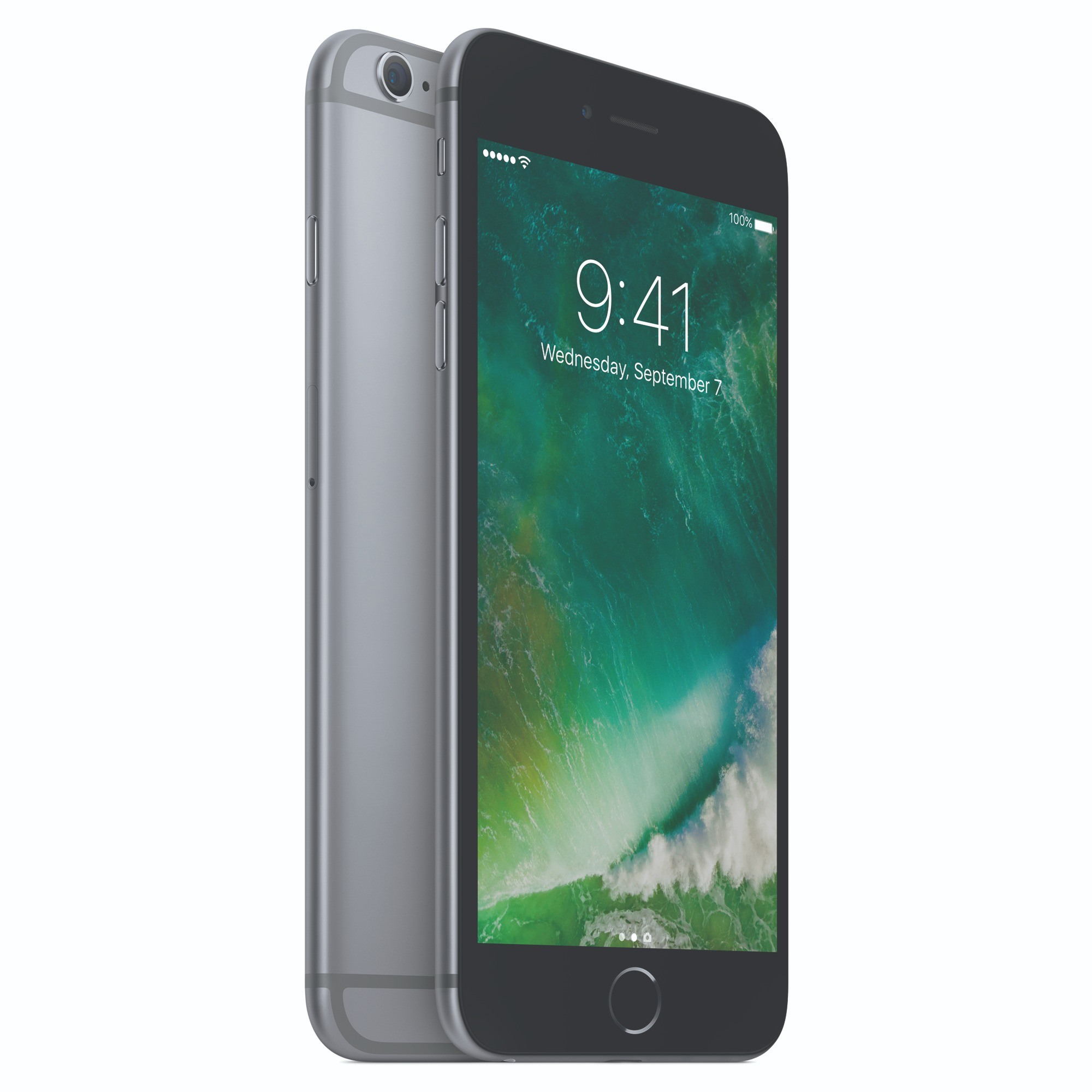 Total Wireless Apple iPhone 6s Plus 32GB Prepaid Smartphone, Space Gray Item