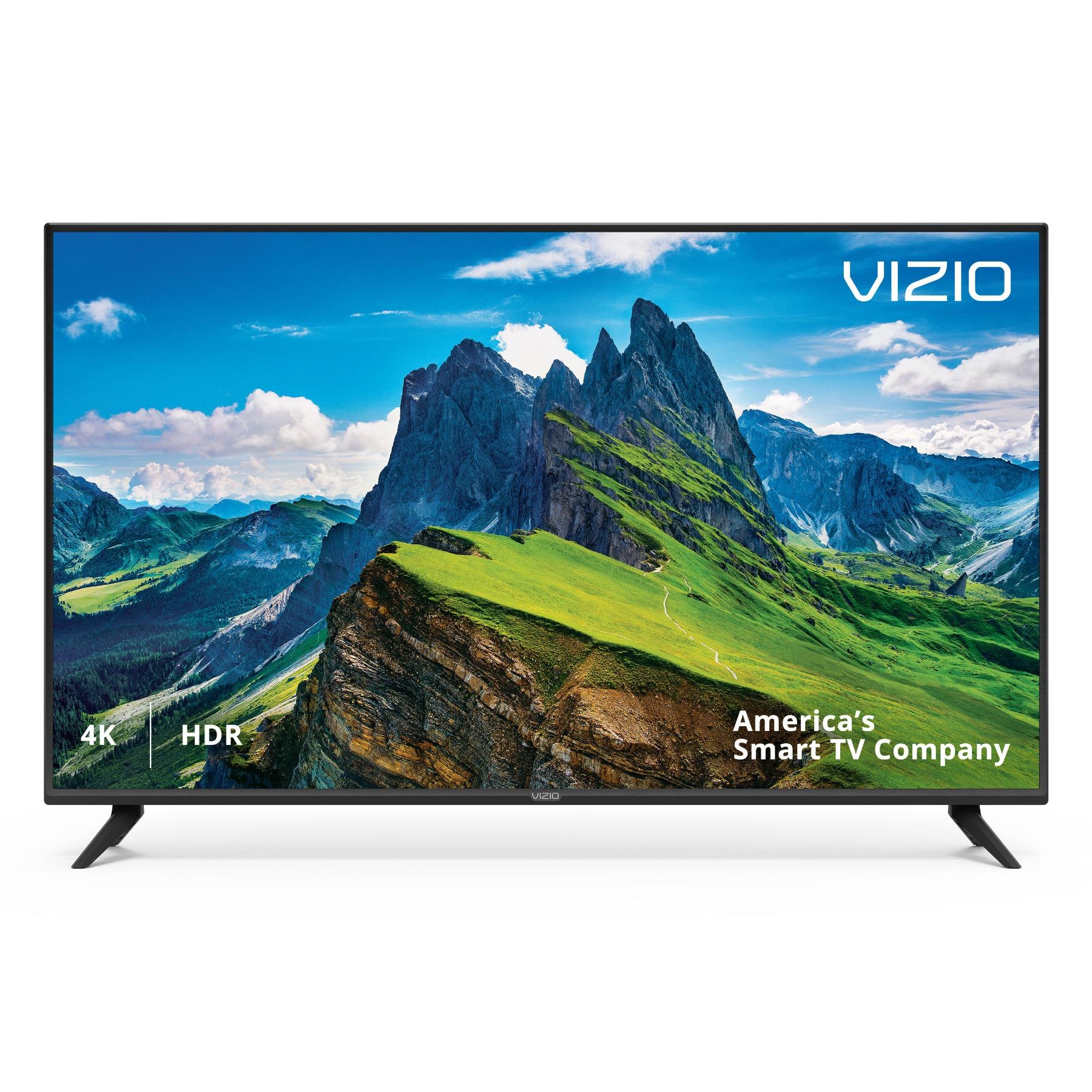 """VIZIO 50"""" Class 4K UHD LED Smart TV HDR D50x-G9"""