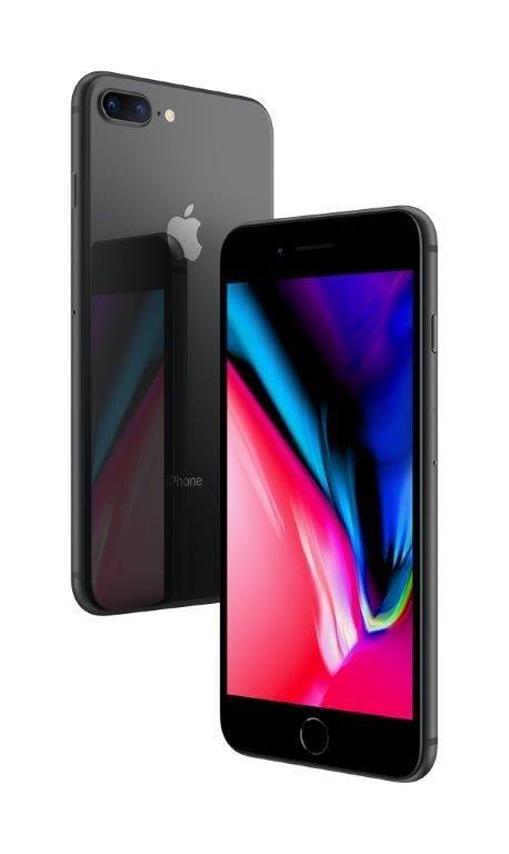 Simple Mobile Prepaid Apple iPhone 8 Plus 64GB, Space Gray Item