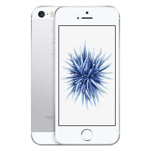 Refurbished Apple iPhone SE 64GB, Silver - Locked Sprint Item