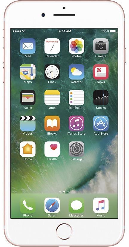 Refurbished Apple iPhone 7 Plus 32GB, Rose Gold - Unlocked GSM Item