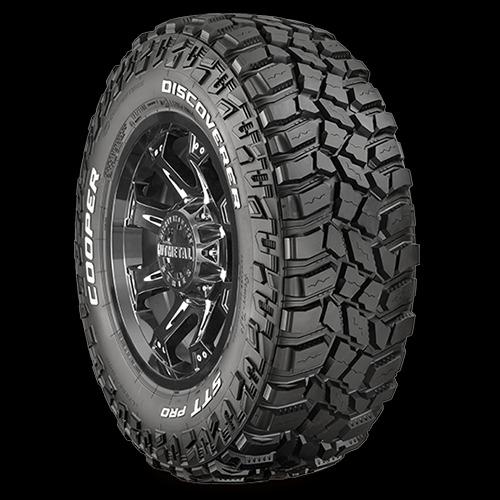 Cooper Discoverer STT Pro LT30/9.50R15 104Q Tire