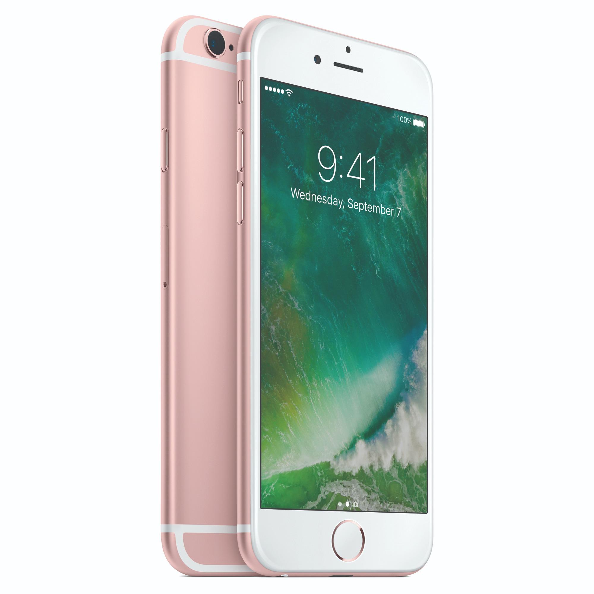 Net10 Apple iPhone 6s 32GB Prepaid Smartphone, Rose Gold Item