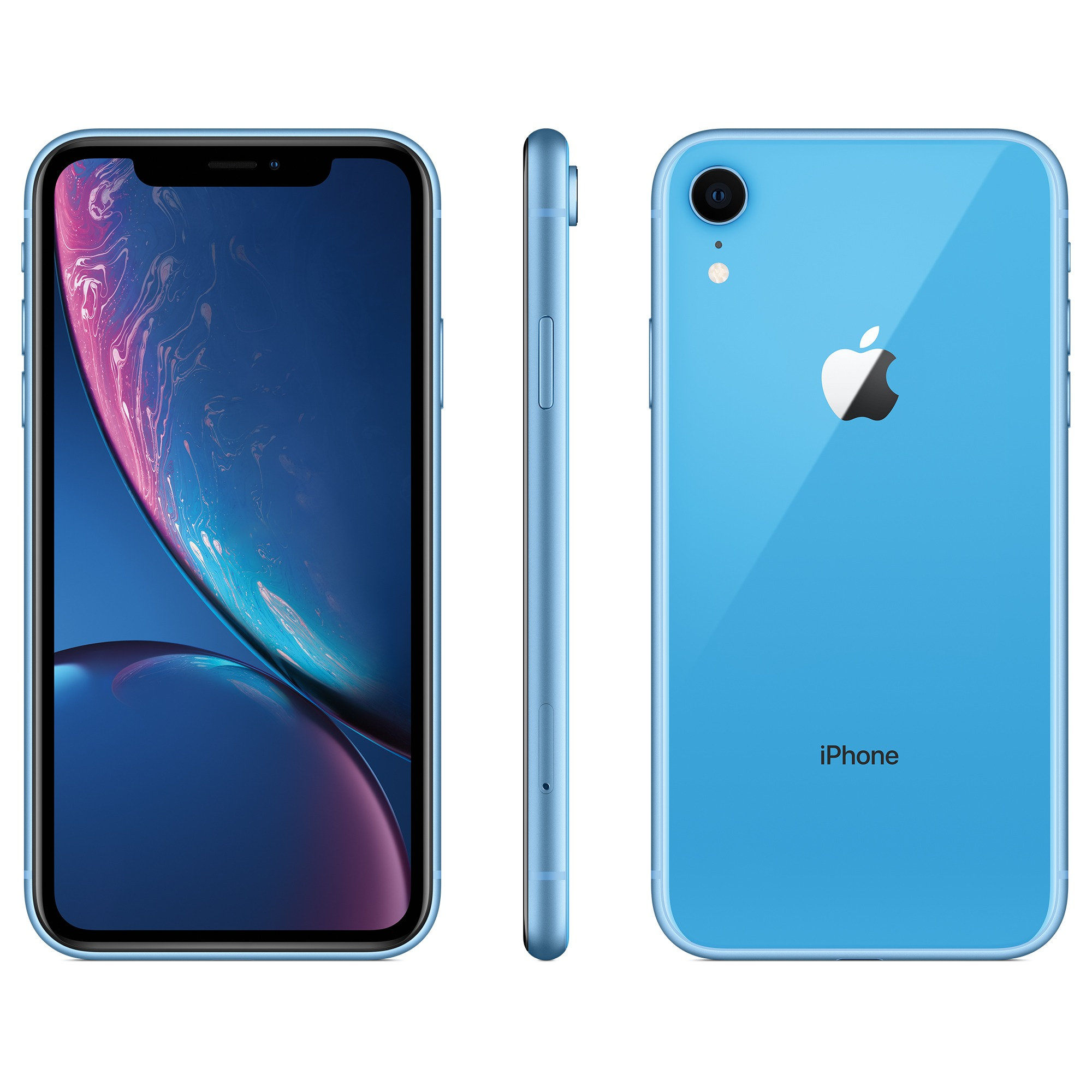 Simple Mobile Apple iPhone XR w/64GB, Coral Item