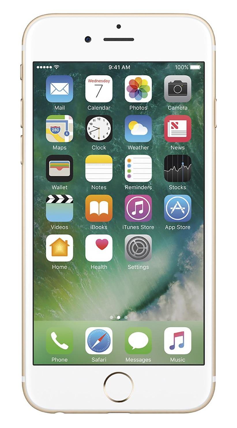 Refurbished Apple iPhone 6s 32GB, Silver - Unlocked Item