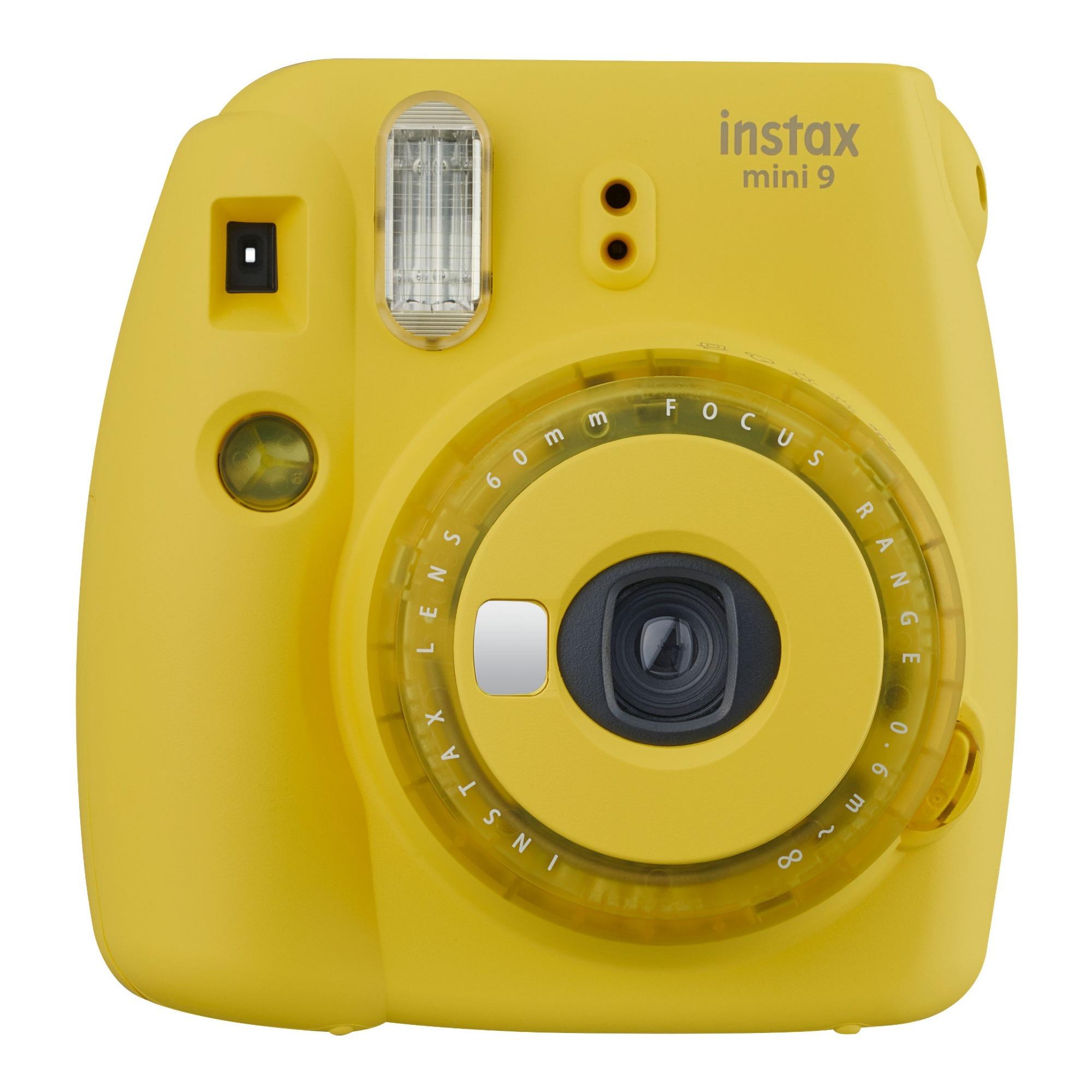 Fujifilm Instax Mini 9 - Smokey White
