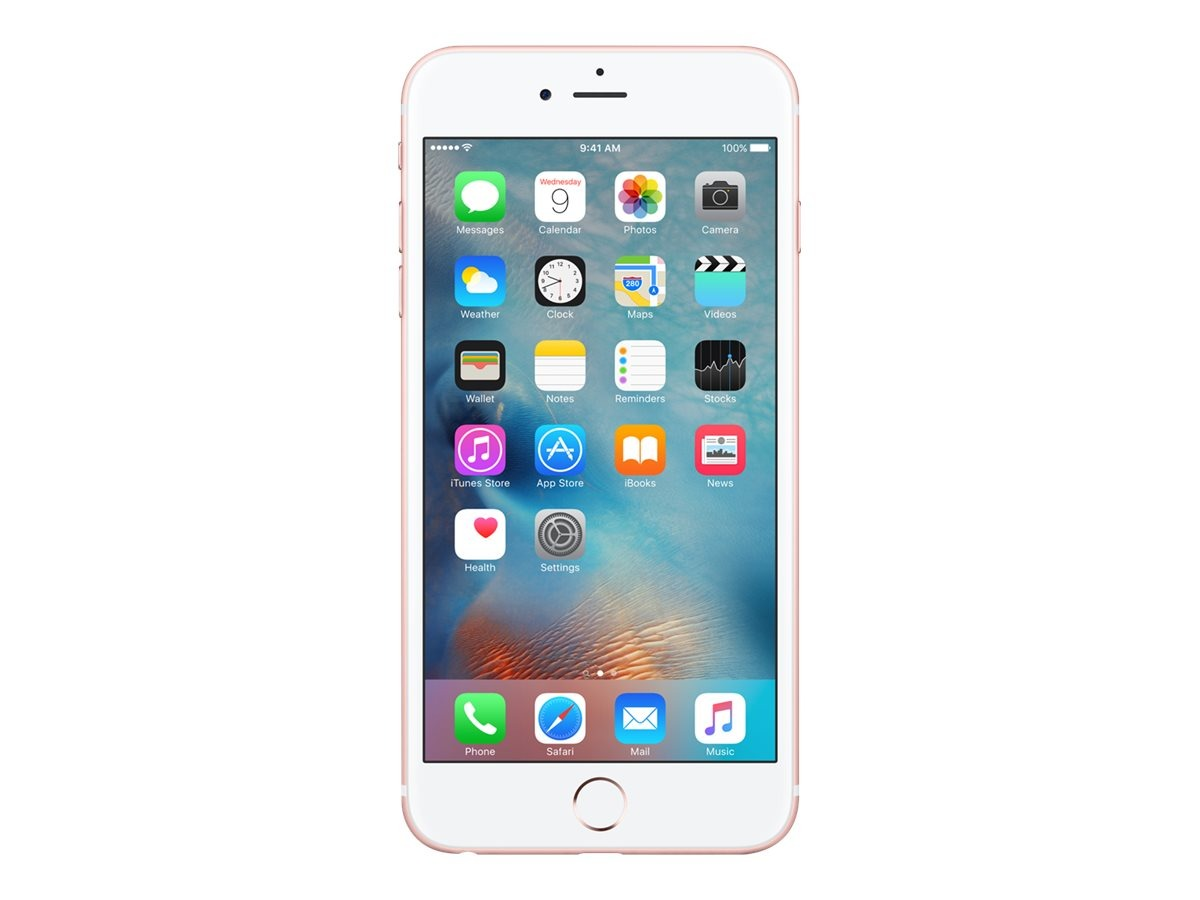 Apple iPhone 6S 32GB Rose Gold LTE Cellular MN1L2LL/A Item