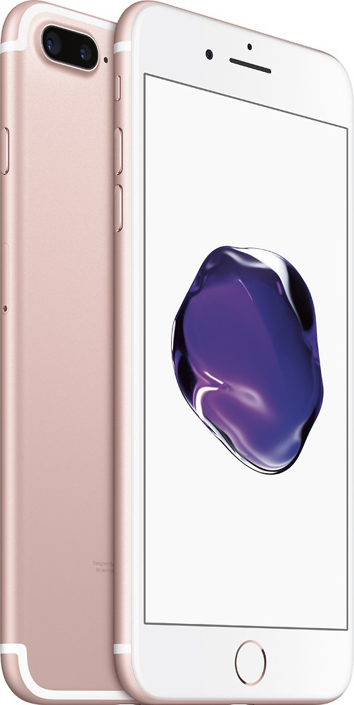 Refurbished Apple Iphone 7 Plus 256GB GSM Unlocked Smartphone - Rose Gold Item