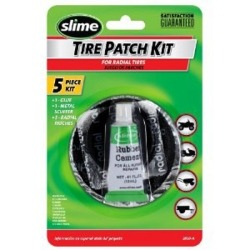 DELUXE TIRE PATCH KIT