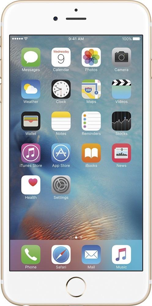 Refurbished Apple iPhone 6s Plus 64GB, Rose Gold - Unlocked GSM Item