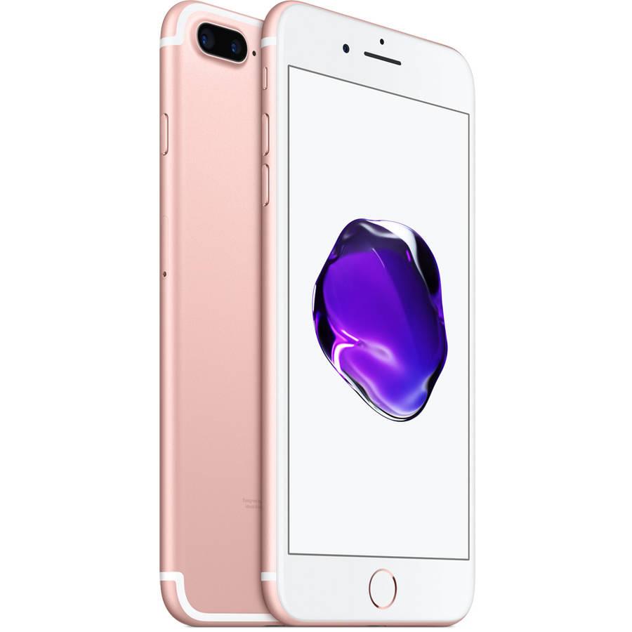 Refurbished Apple iPhone 7 Plus 256GB, Rose Gold - Locked AT&T Item