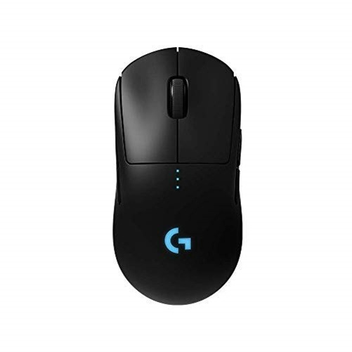 G PRO Wireless Optical Gaming Mouse with RGB Lighting