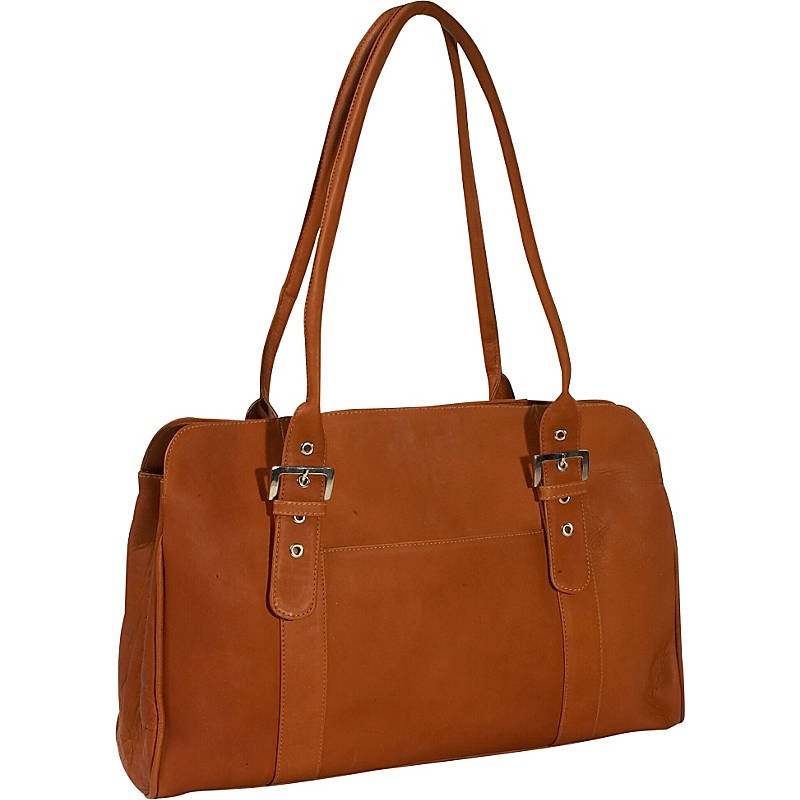 Leather Working Tote Bag