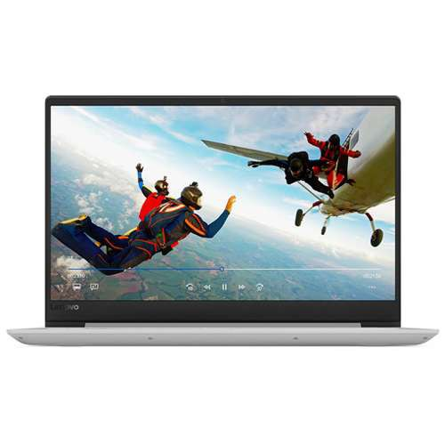 "Lenovo330S-15IKB 81F5 - 8th GEn Intel Core i5 8250U / 1.6 GHz - Windows 10 - 8 GB RAM - 256 GB SSD - 15.6"" 1920 x 1080 (Full HD) - UHD Graphics 620 - 802.11ac, Bluetooth - platinum gray - kbd: English - US(81F5000EUS)"