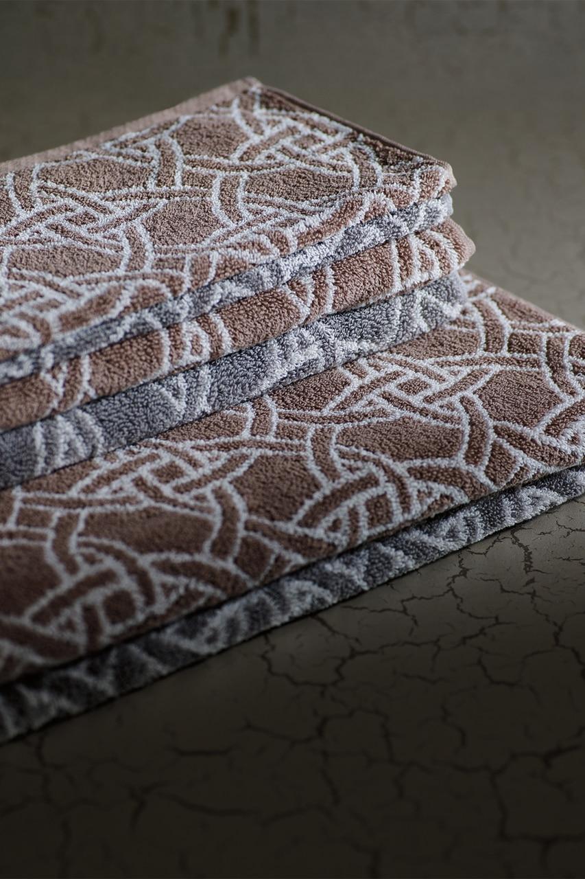 Dynasty Medallion Towel - Style 3336