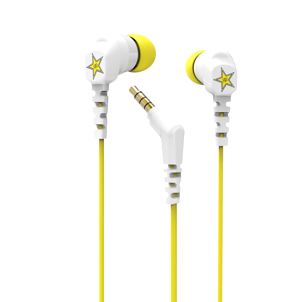 ThudBuds™ Noise Isolated Earbuds